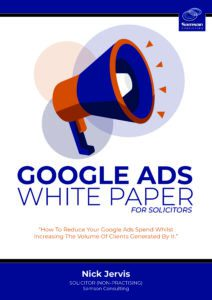 Google Ads Whitepaper For Law Firm Owners